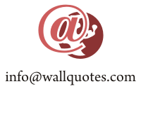 Contact Wall Quotes Email