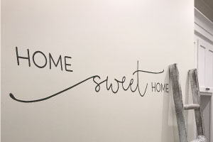 Home Wall Decals