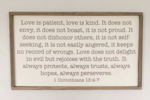 Faith Scripture Religious Wall Decals