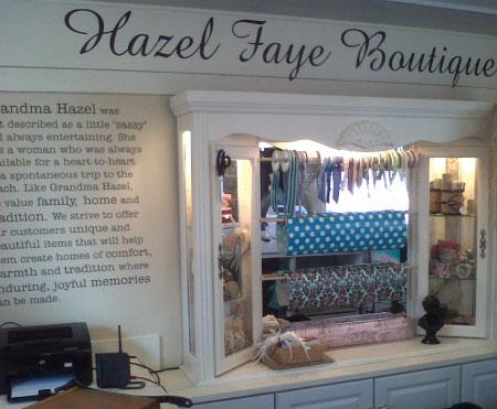Hazel Faye Boutique