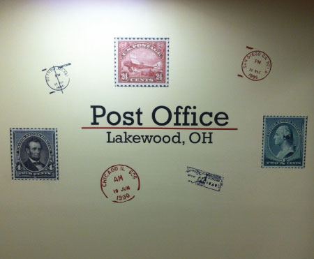 Lakewood OH Post Office