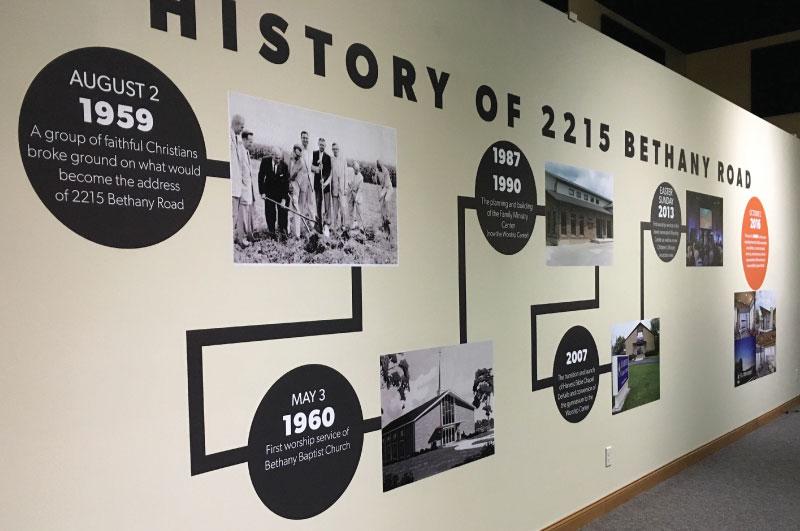 Bethany Road History