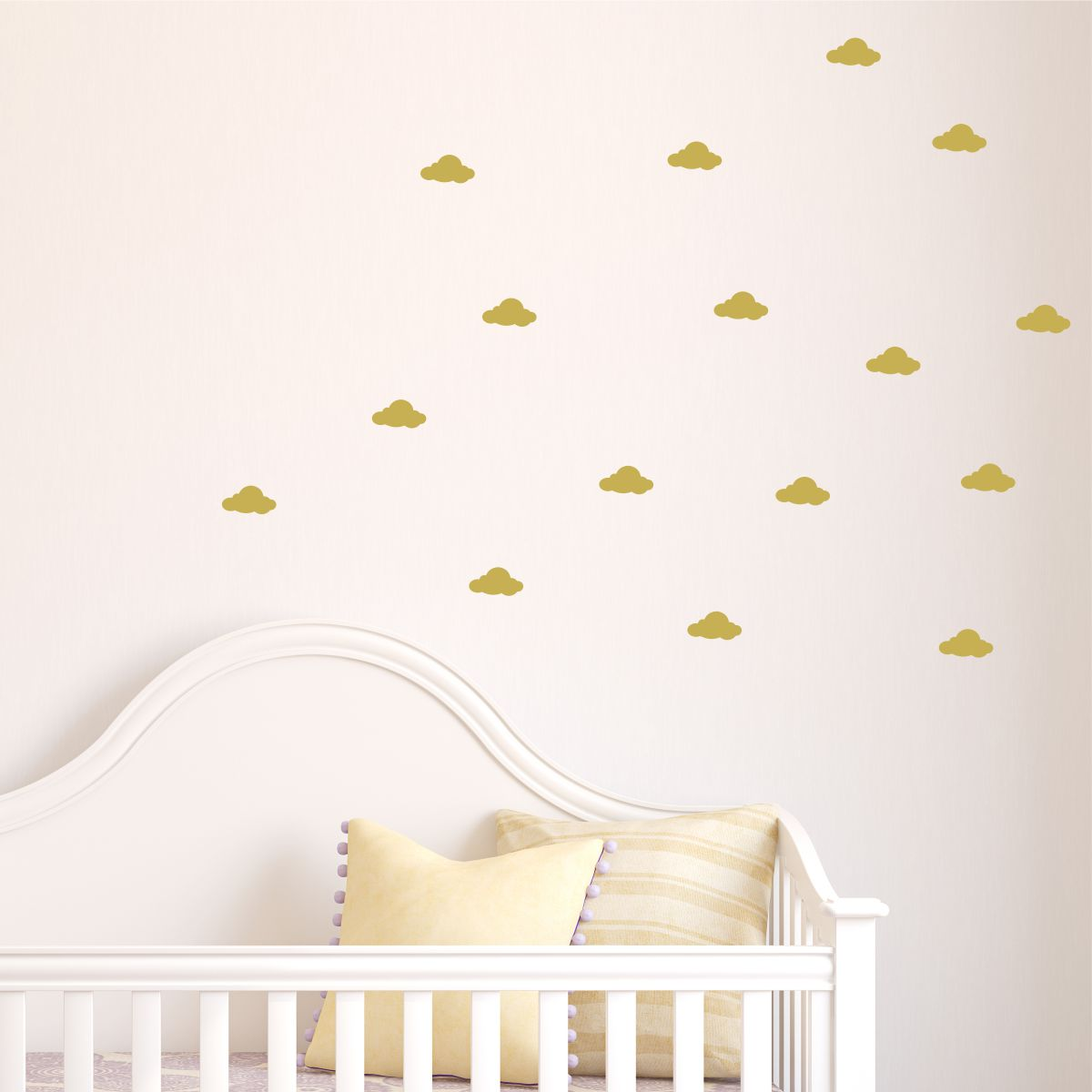 Clouds Wall Quotes Wall Art Decal Kit Wallquotes Com