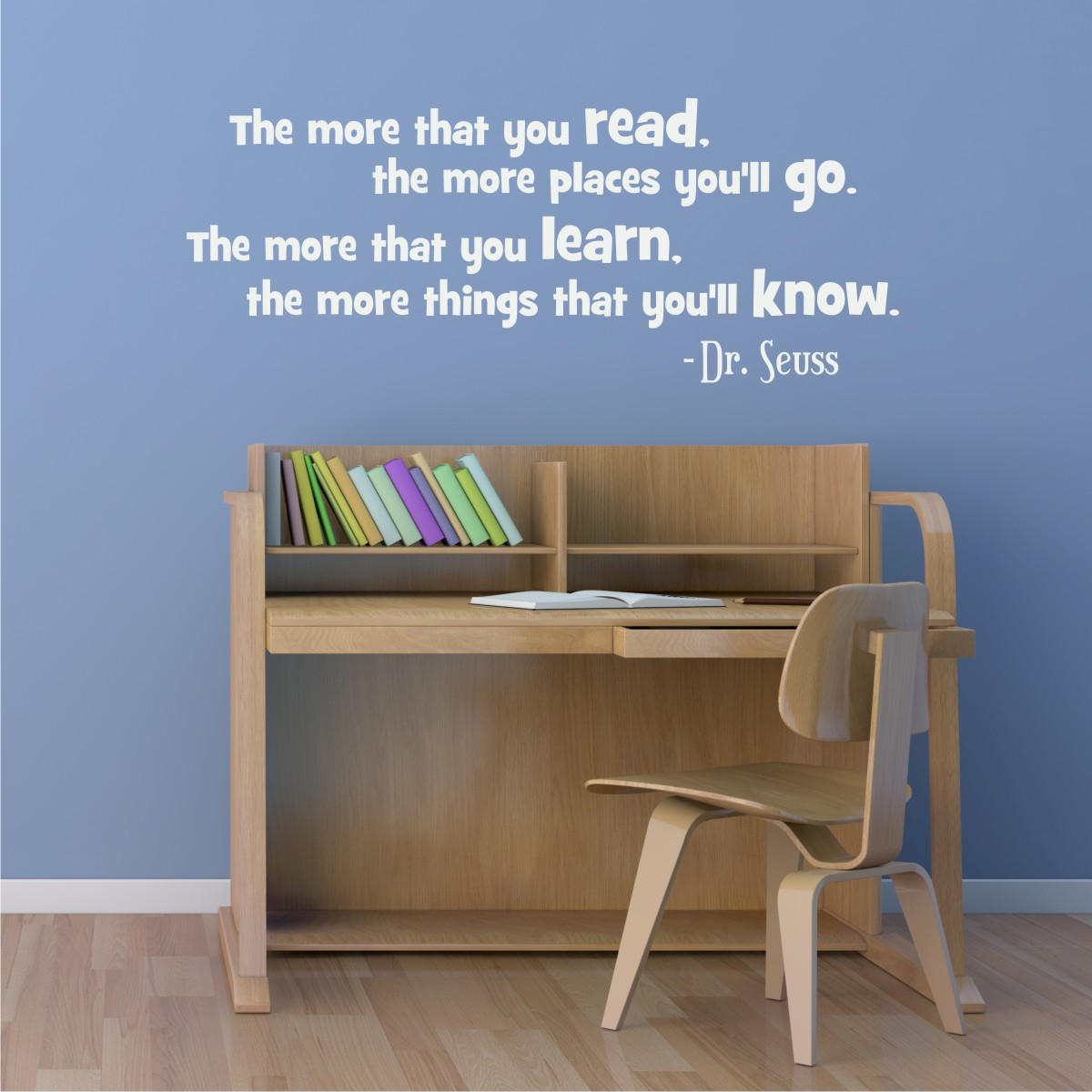 Read Dr Seuss Wall Quotes Decal Wallquotes Com