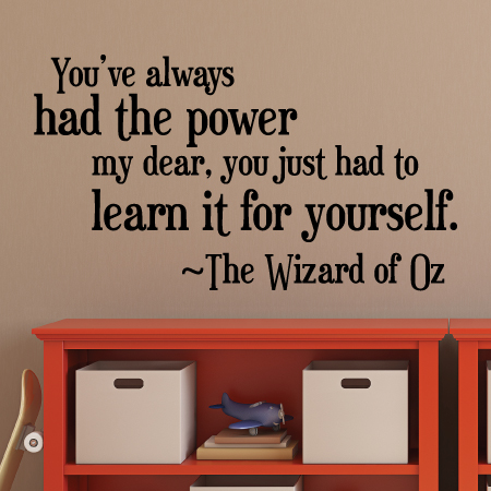 Learn It For Yourself Wall Quotes Decal Wallquotescom