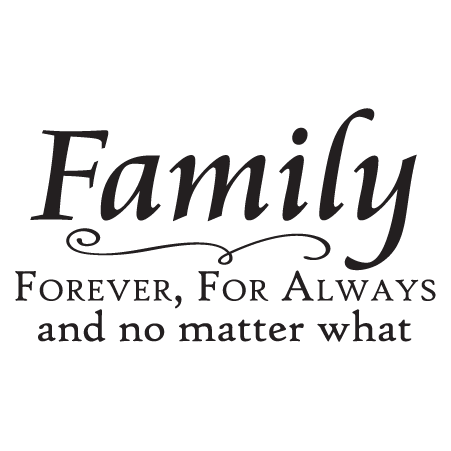 Family Is Forever Quotes Magnificent Family Is Forever Quotes Magnificent 25 Loving Family Quotes