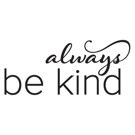 Always Be Kind Wall Quotes Decal Wallquotes Com