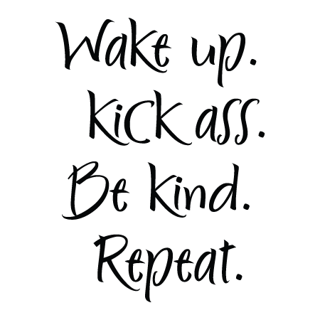 Wake Up Wall Quotes Decal Wallquotes Com