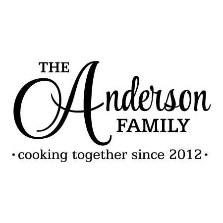 Cooking Together Since Wall Quotes Decal Wallquotes Com