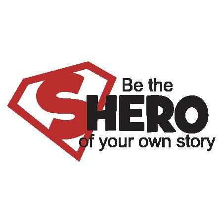 Be The Hero Custom Monogram Wall Quotes Decal Wallquotescom