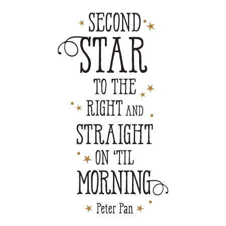 Second Start To The Right Wall Quotes Decal Wallquotes Com
