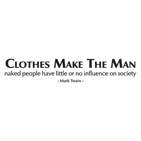 clothes make a man 1,685 followers, 980 following, 1,605 posts - see instagram photos and videos from clothes make the man (@clothesmaketheman.