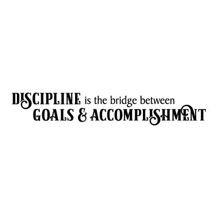 Goals Accomplishment Wall Quotes Decal Wallquotes Com