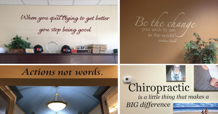 office wall quotes decals for every situation and decor style
