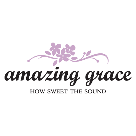 Amazing Grace Wall Quotes Decal Wallquotes Com