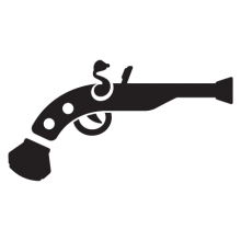 Buccaneer's Pistol