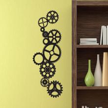 Decorative Gears (vertical)