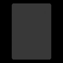 Simple Rectangle Chalkboard