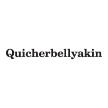 Quicherbellyakin, great for any home Wall Qutoes™ Decal