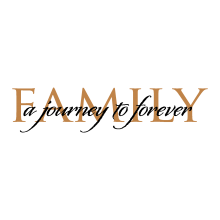Family Journey To Forever(two-color)