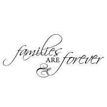 Families Are Forever(Scriptina)