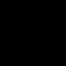 circular custom family name and monogram