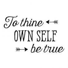 To thine own self be true, self love, motivating, motivational, inspiration, inspirational, shakespeare, hamlet, read, poem, reading, education