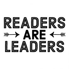Readers are leaders wall quotes vinyl lettering wall decal home decor vinyl stencil read reading book classroom library book shelf reading nook
