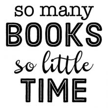 So many books so little time wall quotes vinyl lettering wall decal home decor vinyl stencil read reading library book literature
