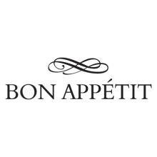 Bon Appétit wall quotes decal