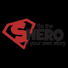 be the hero custom monogram wall decal