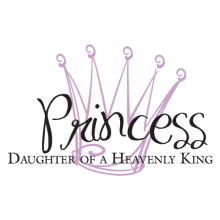 daughter of heavenly king wall decal