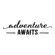 Adventure Awaits Wall Quotes™ Decal perfect for any home