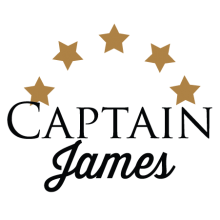 captain custom name with stars