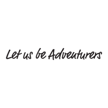 let us be adventurers
