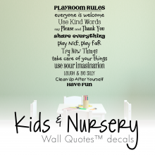 Popular Wall Quotes™ Collections. Texstyles™ Canvas Decals