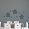Whimsical Stars Chalkboard