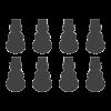 Snowman Chalkboard Labels