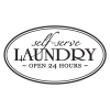 self - serve laundry wall decal