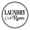 Laundry Room Vintage Double Circle inspirational for any home Wall Quotes™Decal