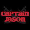 custom captain swords wall decal