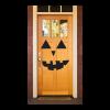 Jack o' lantern Face Door