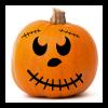 Smiling pumpkin face Pumpkin