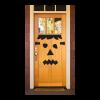 Frankenstein face Door