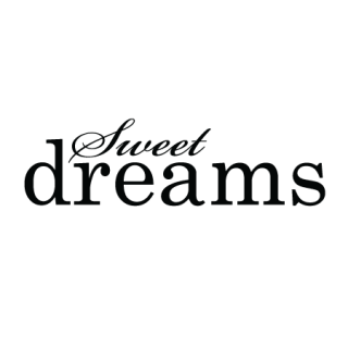 Sweet Sweet Dreams Wall Quotes Decal Wallquotes Com