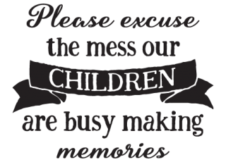 Children Making Memories Wall Quotes™ Decal | WallQuotes.com