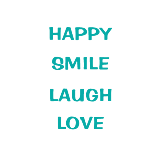 Do What Makes You Happy Whimsical Wall Quotes Decal