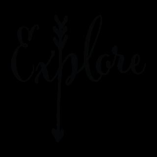 Explore Wall Quotes™ Decal | WallQuotes.com