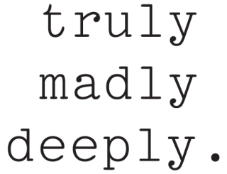 truly madly dating Truly madly awkward has 35 ratings and 9 reviews kyra (blog of a bookaholic) said: 45 i loved this book so much i thoroughly enjoyed the first boo.