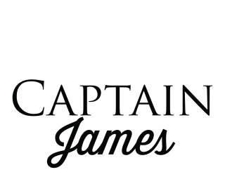 Personalized Captain Stars Wall Quotes Decal